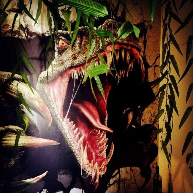 Jurassic Lab